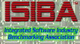 Integrated Software Industry Benchmarking Association logo